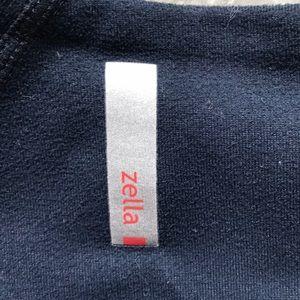 Zella Pants - Zella medium blue Capri legging